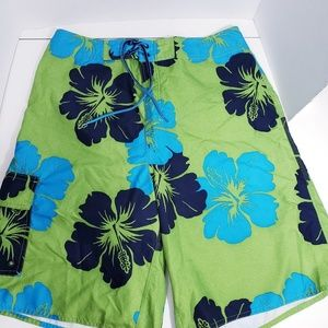 First wave🛑men's Tropical print boardshorts